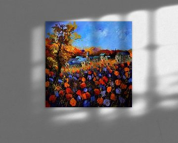 Herbstliche Lichter von pol ledent