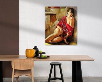 Autumn Ruby von Catherine Abel