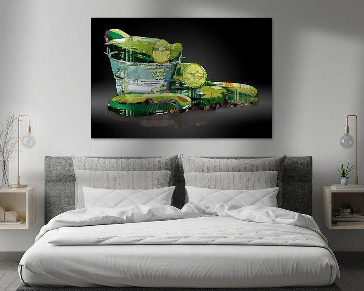 Sfeerimpressie: Komkommer, zonder verpakking van Ruud van Koningsbrugge