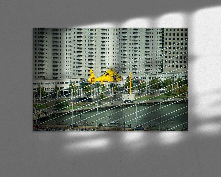 Sfeerimpressie: helikopter Sar van Bram de Muijnck