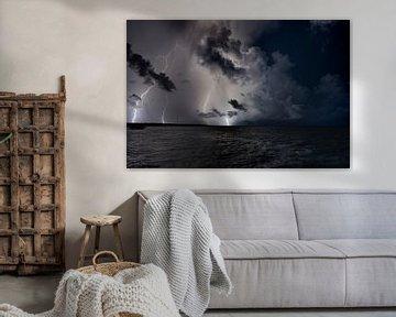 Onweer op zee von M DH