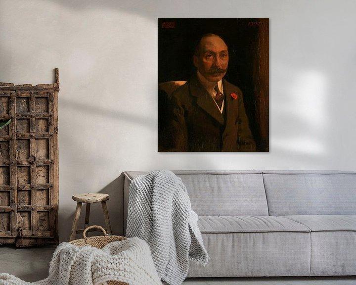 Beispiel: Andries van Wezel, Willem Witsen