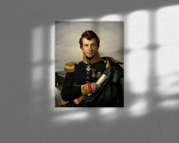 Johannes van den Bosch, Generalgouverneur der Niederländisch-Ostindien, Cornelis Kruseman