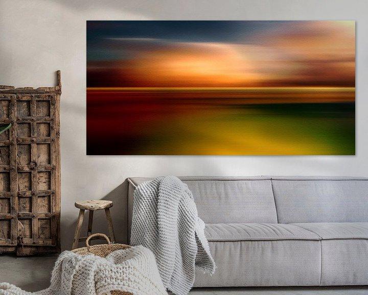 Beispiel: Simply sunset von Andreas Wemmje