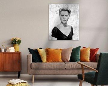 "Grace Kelly - ""The Country Girl "" 1954 van Bridgeman Images"