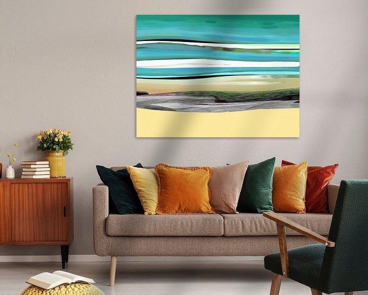 Beispiel: Am Meer von Peter Norden