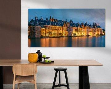 Hofvijver, Den Haag, Niederlande von Henk Meijer Photography