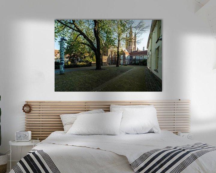 Sfeerimpressie: Delft van Brian Morgan