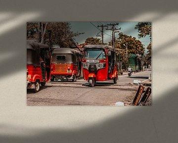 Tuktuk van Fotoverliebt - Julia Schiffers