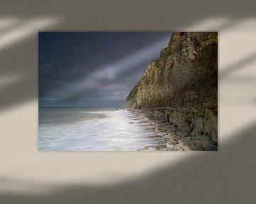 Cap Blanc Nez in Frankrijk van Barbara Brolsma