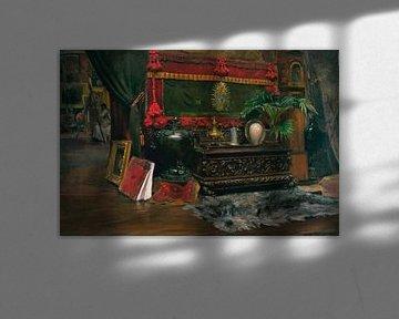 Eine Ecke meines Ateliers, William Merritt Chase
