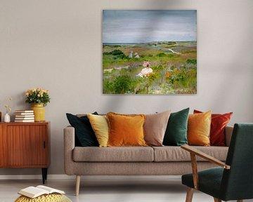 Die Landschaft: Shinnecock, Long Island, William Merritt Chase