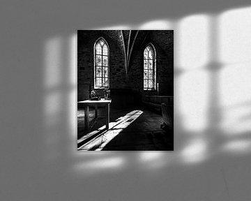 Lichteinfall von Peter van Nugteren