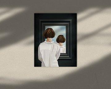 Reflections of a Doubt sur Marja van den Hurk