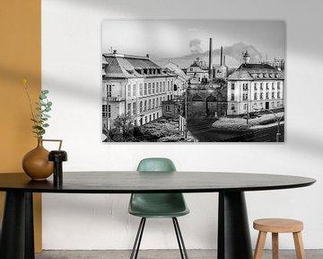 Industrie in Prag, Tschechische Republik von @Pixelsenses