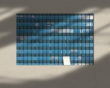 blue solution