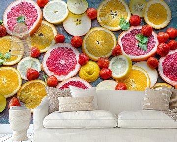 fruitbowl van Karin Riethoven