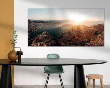 Bryce Canyon Sunrise van Arthur Janzen