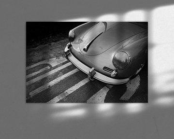 La Porsche 356 de Sal sur Maurice van den Tillaard