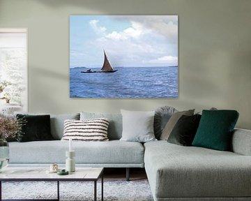 Sail away van Bart van Mastrigt
