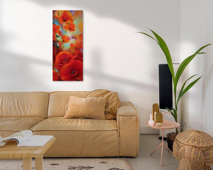 Beispiel: Flower power von Annette Schmucker
