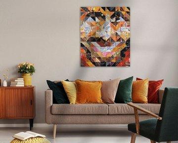 Großes Lächeln von Ruud van Koningsbrugge