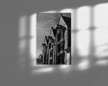 Oud Pakhuis in Groningen van Foto's uit Groningen
