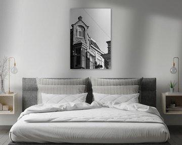 Gerenoveerd Pakhuis in Groningen van Foto's uit Groningen