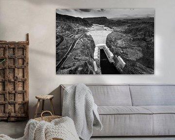 Hoover Dam - 5 van Keesnan Dogger Fotografie