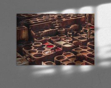 De leerlooiers van Marrakesh van Danny Vermeulen