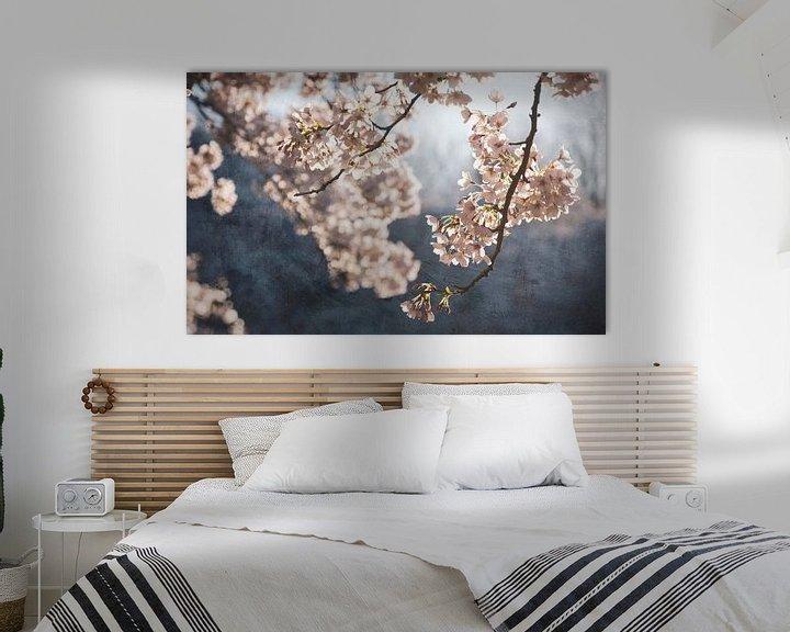 Sfeerimpressie: Schilderachtige lente bloesem van Rob Visser