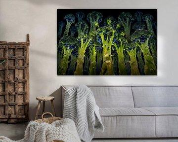 Blueberry Broccoli von Olaf Bruhn