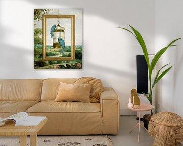 The Golden View van Marja van den Hurk