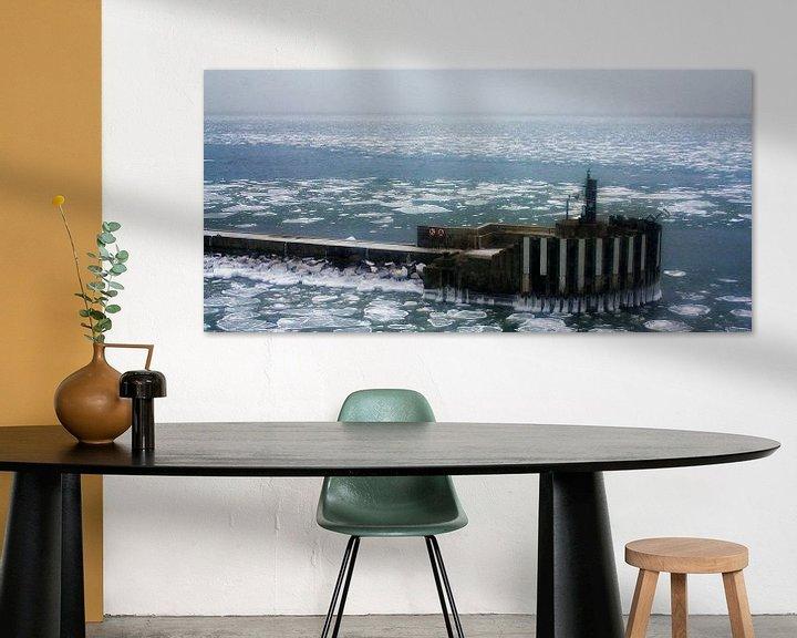 Sfeerimpressie: Leaving Rodby harbour van Hielke Roelevink