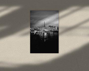 Paris #1 von ILYA ZEMUAN