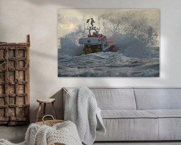 Reddingsmaatschappij Egmond aan Zee von Jackie van der Meulen