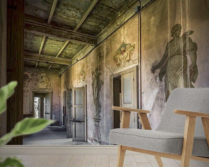 Beispiel fototapete: Villa Rasini von Frans Nijland