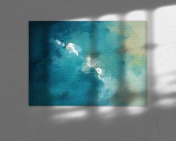 Sturm Himmel von Maria Kitano