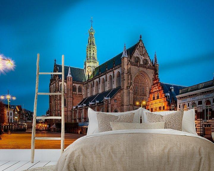 Impression: Grande marque à Haarlem - couleur sur Arjen Schippers