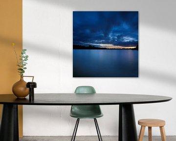 Blue Calm II von Martijn Schornagel