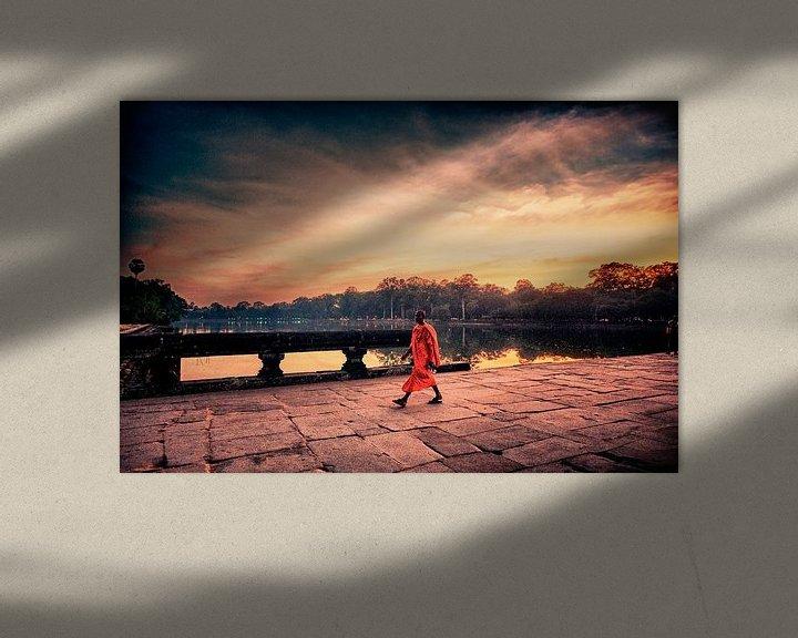 Sfeerimpressie: Angkor Dreaming van Michael Klinkhamer