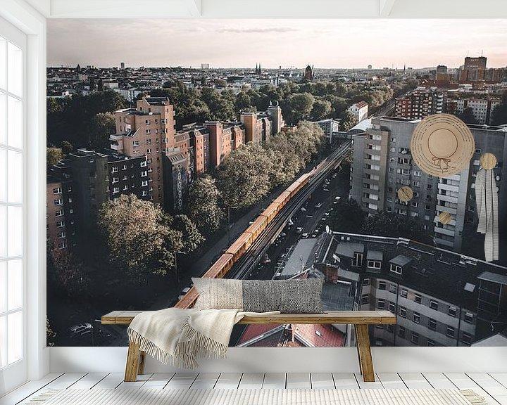 Beispiel fototapete: Berlin Vibes von Flave_de