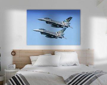 Belgische F-16 Kampffalken von Marc Hederik Fotografie