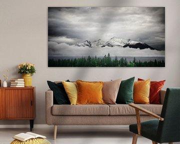 Rocky Mountains Canada van Bas Wolfs