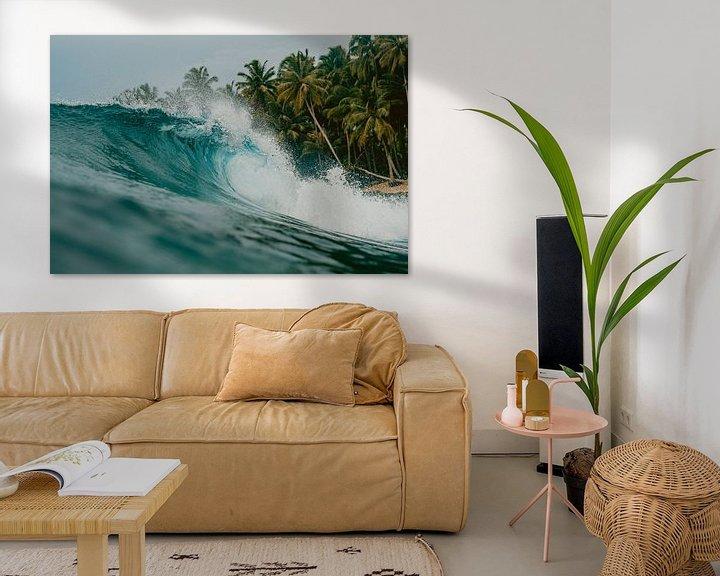 Impression: Mentawai vagues 3 sur Andy Troy