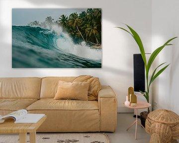 Mentawai-Wellen 3