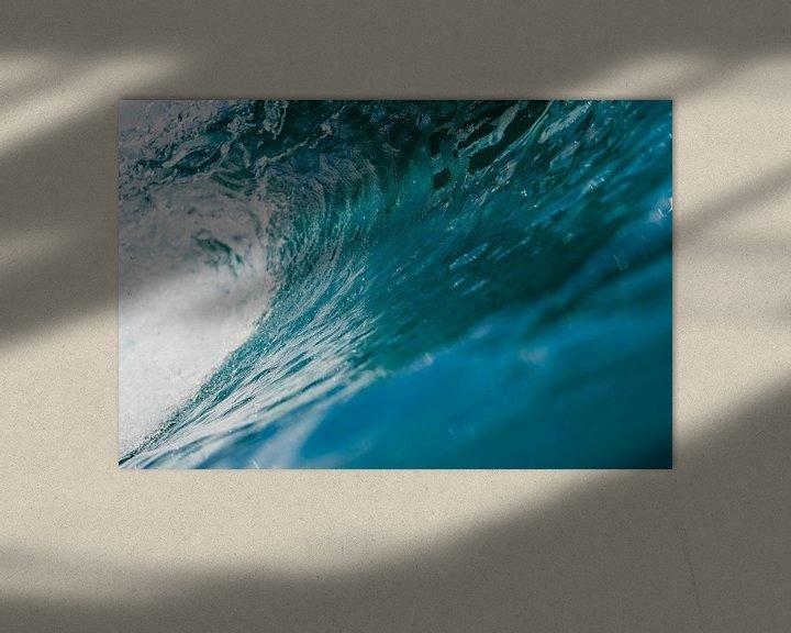 Beispiel: Wellen Mentawai 7 von Andy Troy