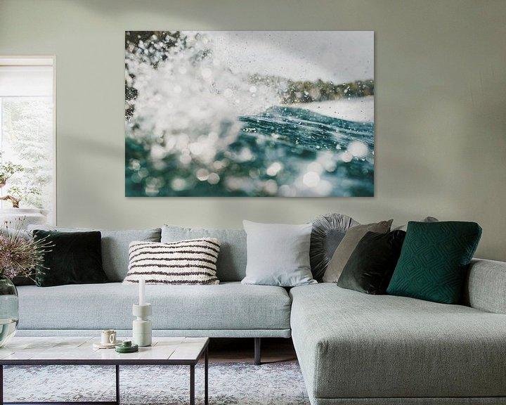 Beispiel: Wellen Mentawai 8 von Andy Troy