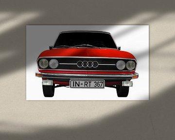 Audi 100 C1 in Originalfarbe von aRi F. Huber