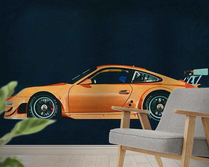 Impression: Porsche 911 GT3 version sur Jan Keteleer
